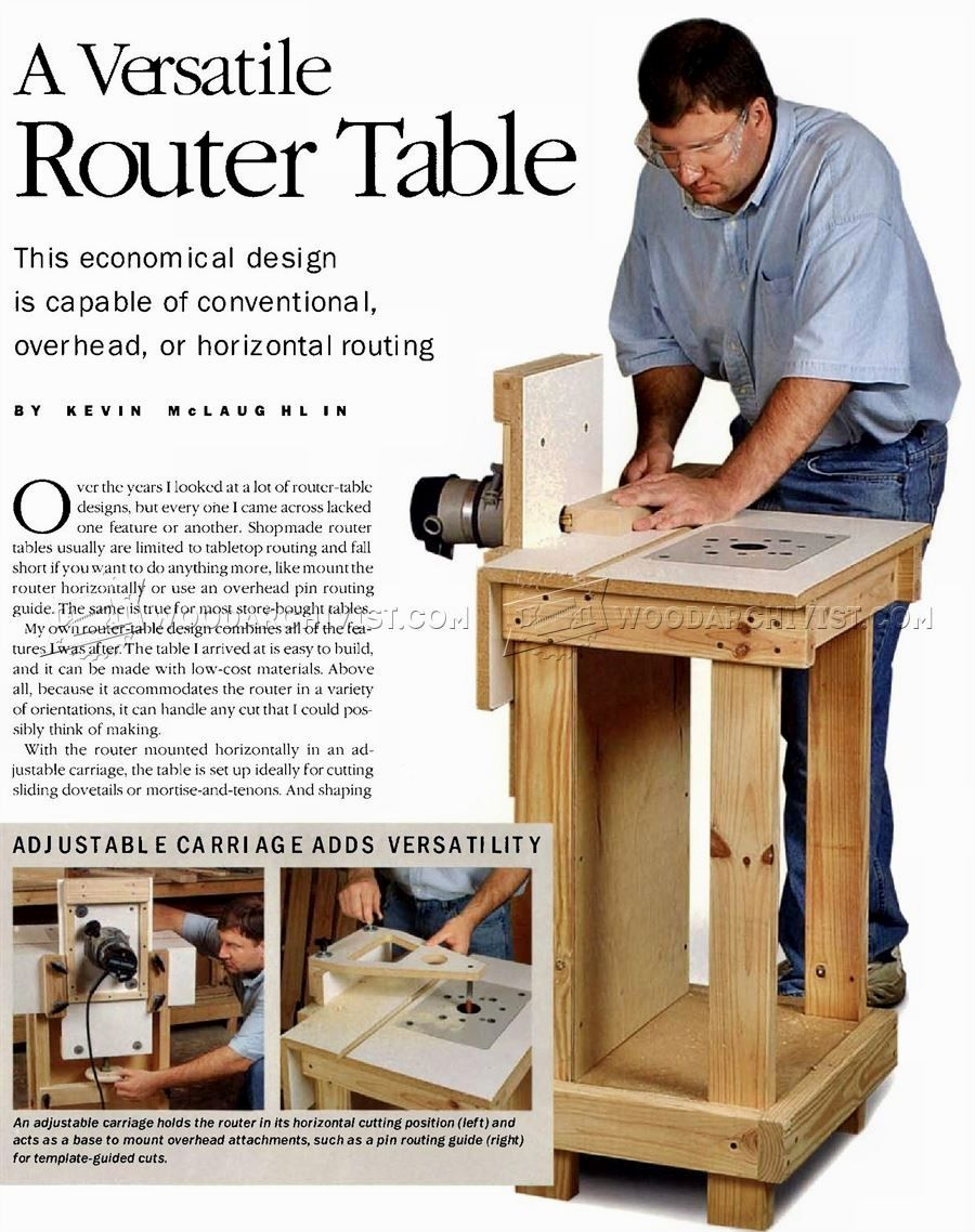 Small Carpentry Projects In 2020 Router Table Plans Router Table Diy Router