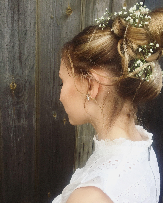 Prom hair  Hair  Pinterest