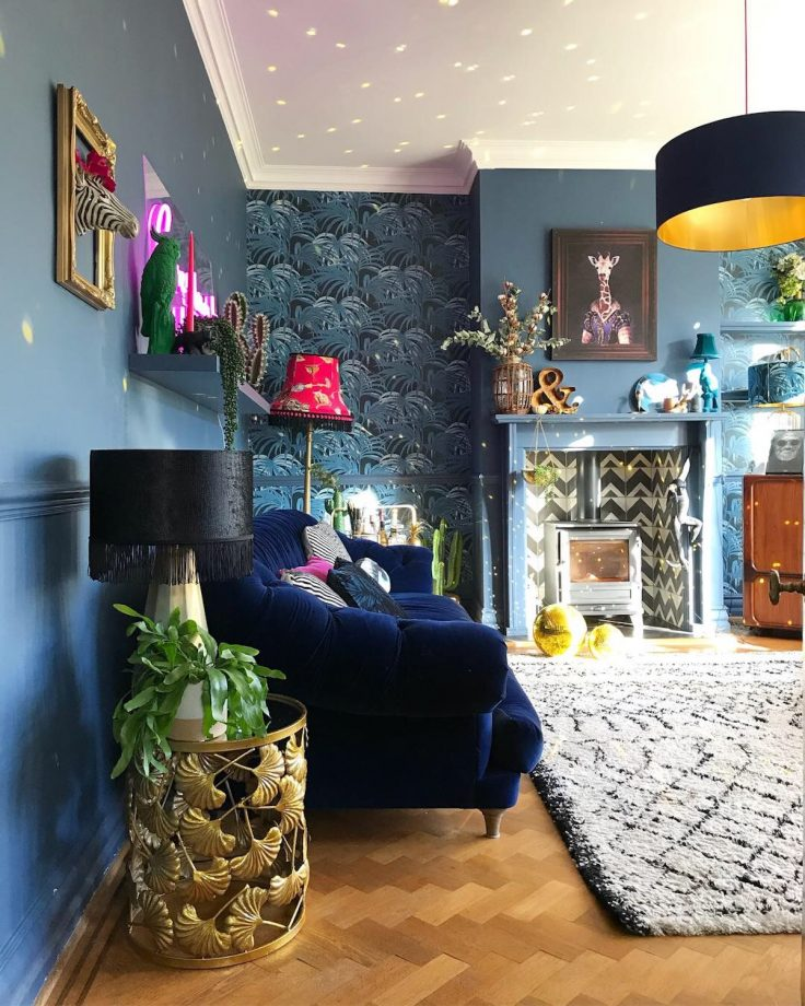 Eclectic Decorating Tips From A Top Interiors Blogger Home