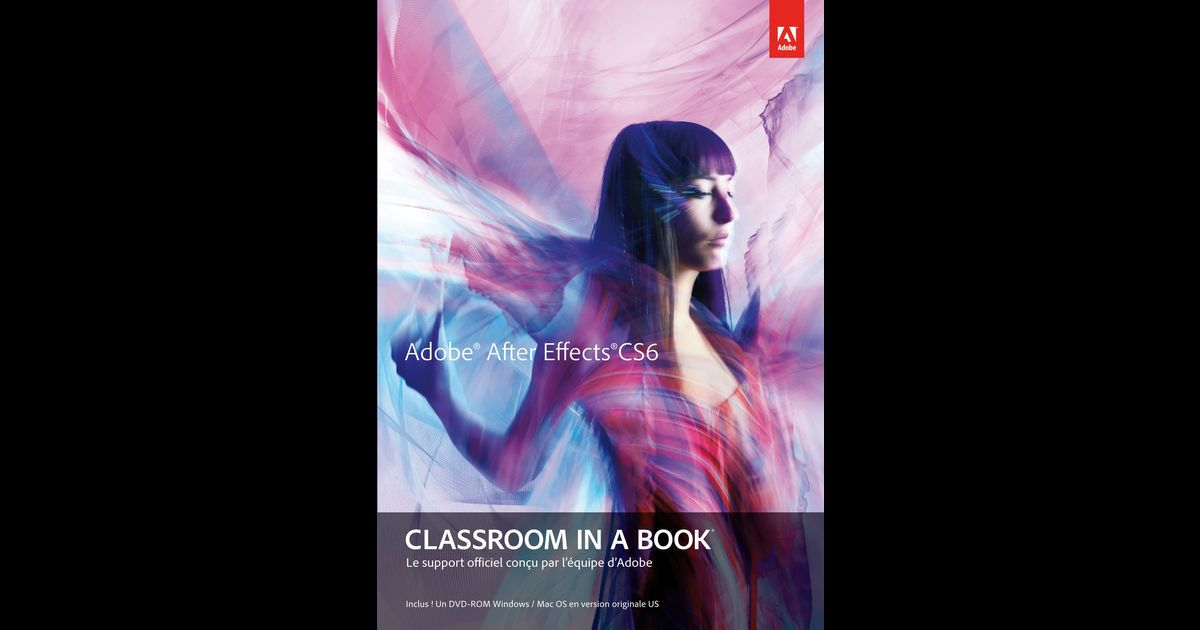 Adobe® After Effects® CS6 by Adobe Press on iBooks