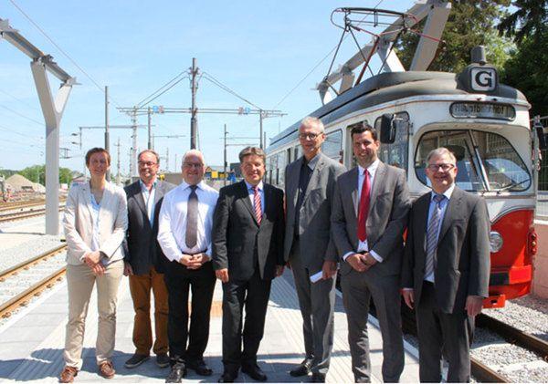 Gmunden: Bahnhof-Neubau schreitet voran - Regionews.at