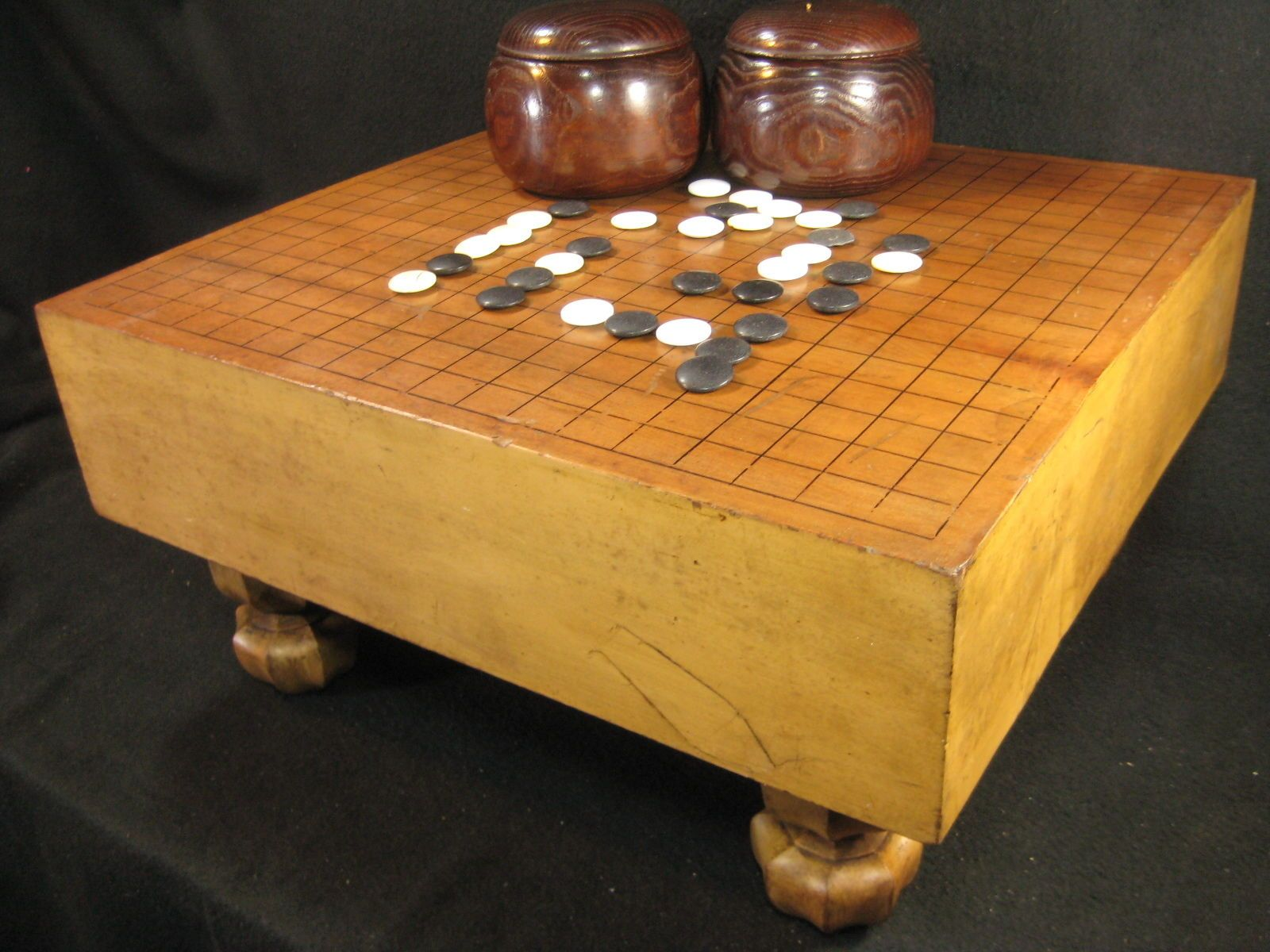 A Large Traditional Go Table   Http://www.ebay.com/
