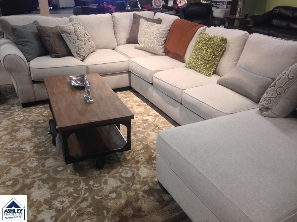 Best Sophisticated And Comfortable Wilcot 4 Piece Sectional 400 x 300