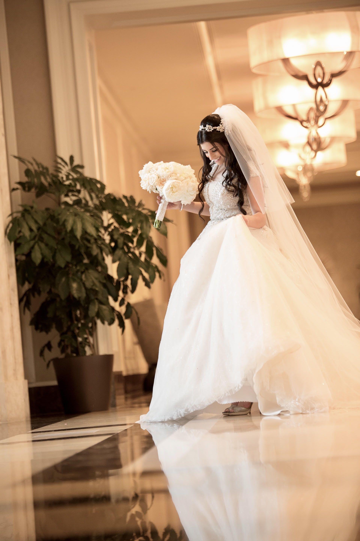 Real bride in ines di santo ballgown dresses wedding dress with ines di santo wedding dresses from solutions bridal orlando fl ombrellifo Choice Image