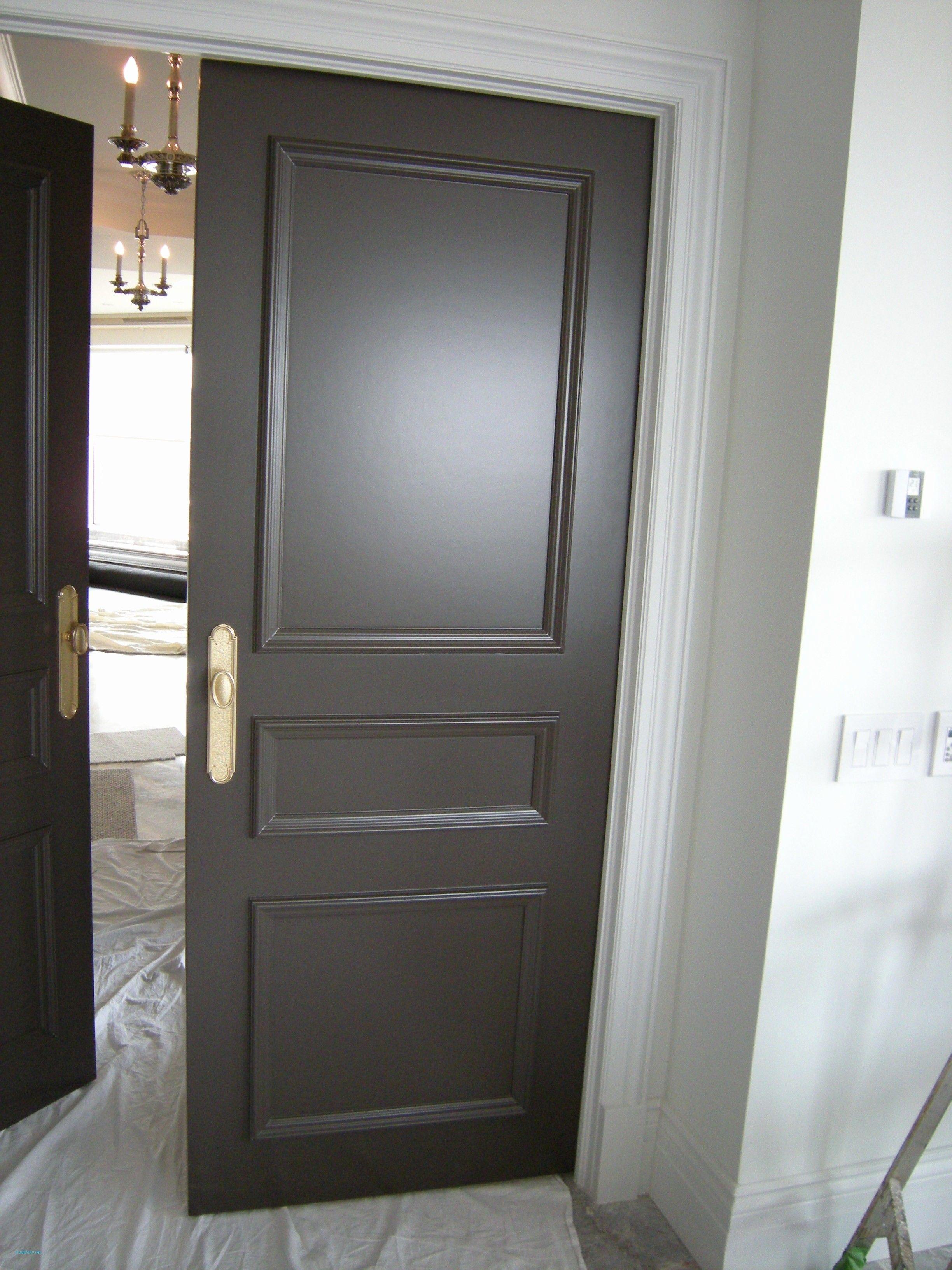 Peinture Portes Interieures Maison Porte Interieur De ...