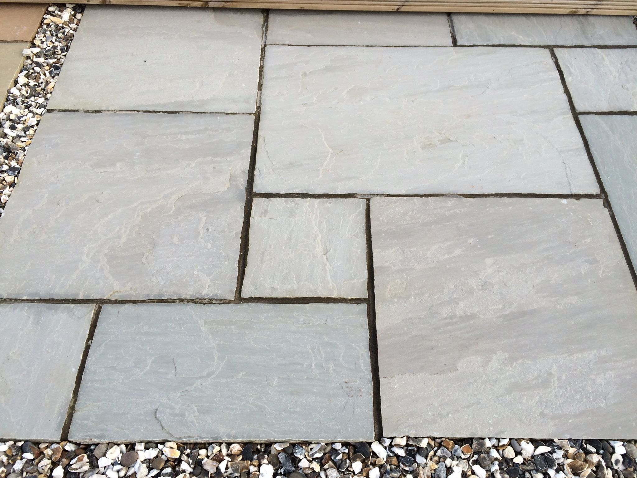 Superior Silver Grey Natural Stone Paving Slabs By Ethan Mason Paving. Will Look  Great In Your