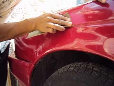 Tutorial Laminado Y Pintura Automotriz Curso Reparación De Carrocería Taller De Pintura Automotriz Como Pintar Un Auto