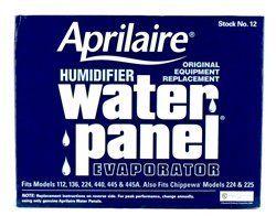 Aprilaire Humidifier Panel 12 By Aprilaire 16 99 Aprilaire No