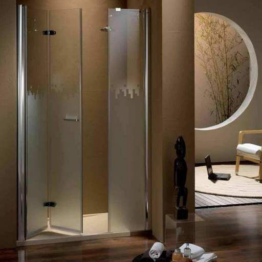 Mamparas De Ducha Frontales Plegables.Turia Mampara De Ducha Plegable Bathroom Duchas Con
