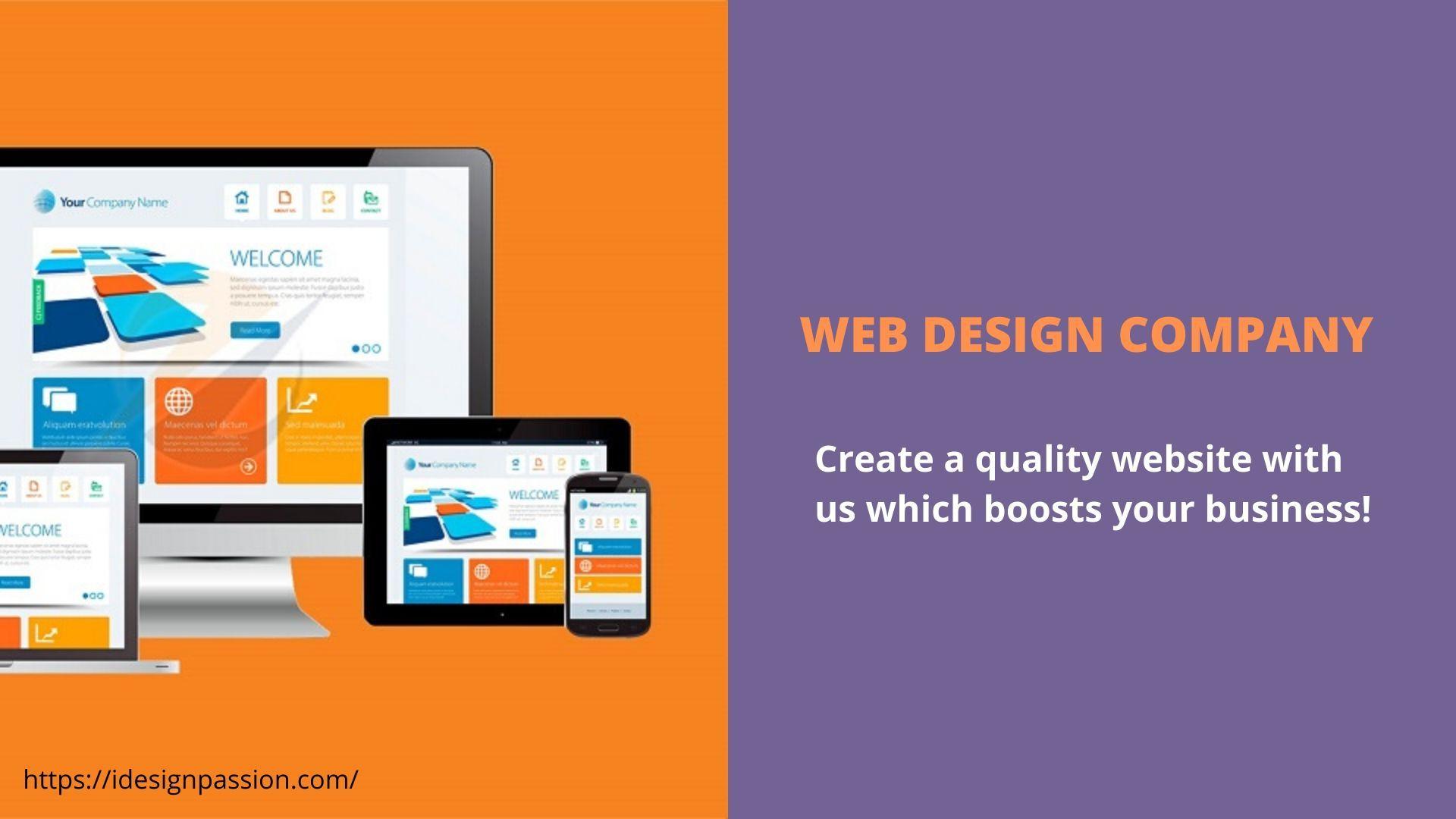 Leading Website Design Company In Philadelphia Web Design Website Design Company Web Design Company