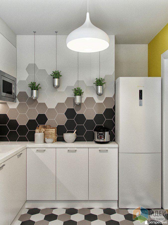 Проект квартиры II - 49, трешка | Уютный дом | Pinterest ...