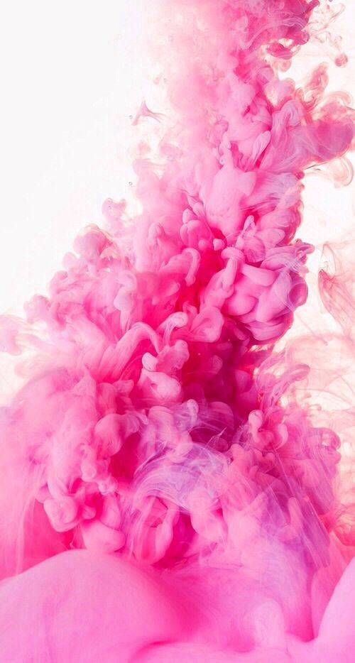 Swell Pink Cloud Underwater Paint Effect Wallpaper For Your Download Free Architecture Designs Jebrpmadebymaigaardcom
