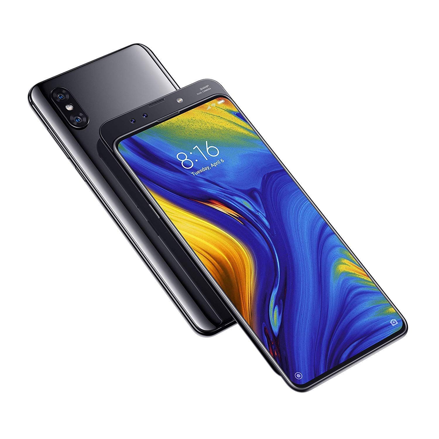 Xiaomi Mi Mix 3 128gb 6gb 6 39 Display Dual Sim 4g Lte Gsm Unlocked Multi Functional Magnetic Best Android Phone Smartphone Mobile Phone