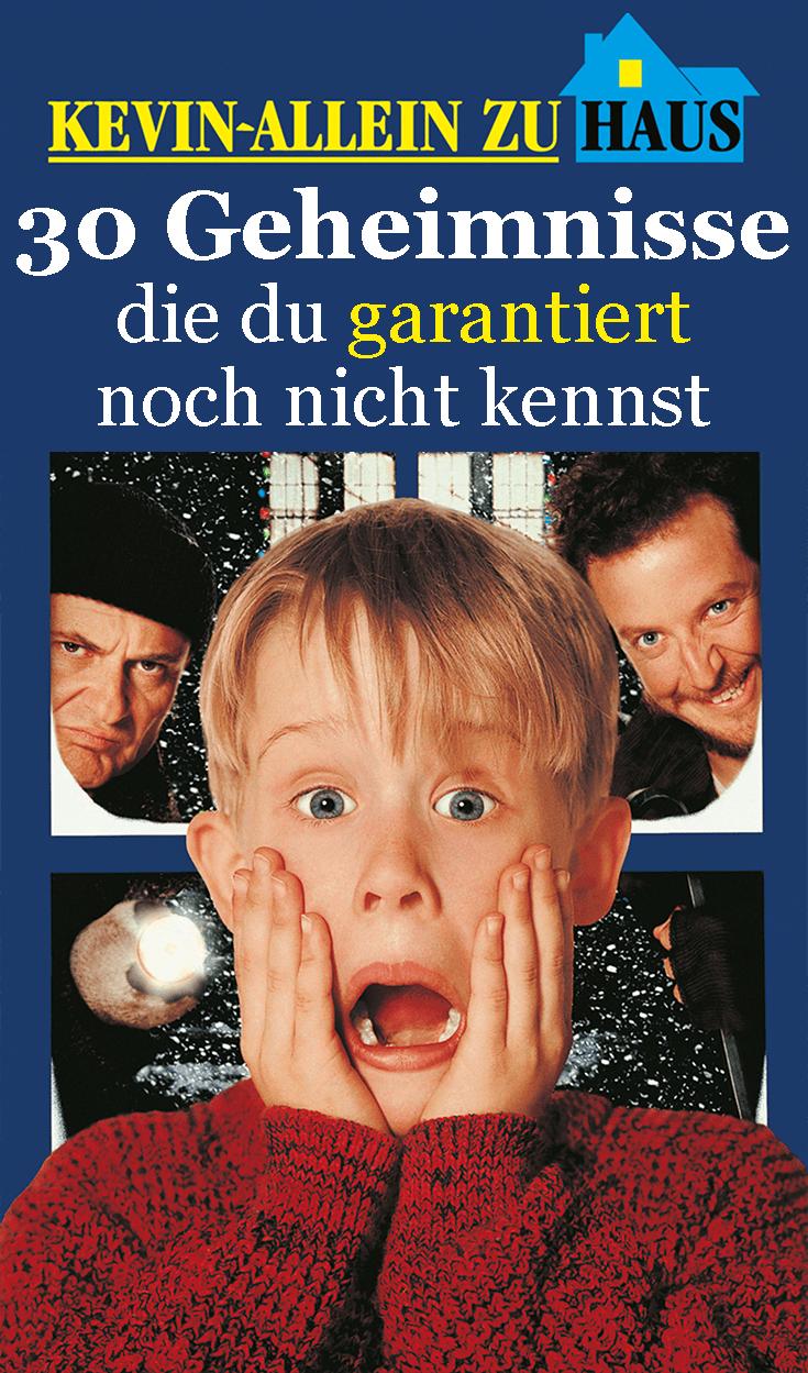 Kevin Allein Zu Haus 30 Geheimnisse Die Du Garantiert Noch Nicht Kennst Home Alone Movie Watch Home Alone Home Alone Full Movie