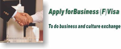 Business Visa Business Visa Business Visa