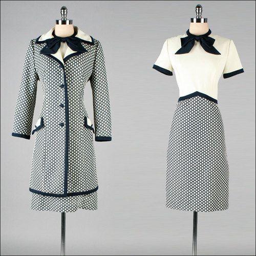 Dress and Jacket Ensemble, ca. 1960s Lilli Ann