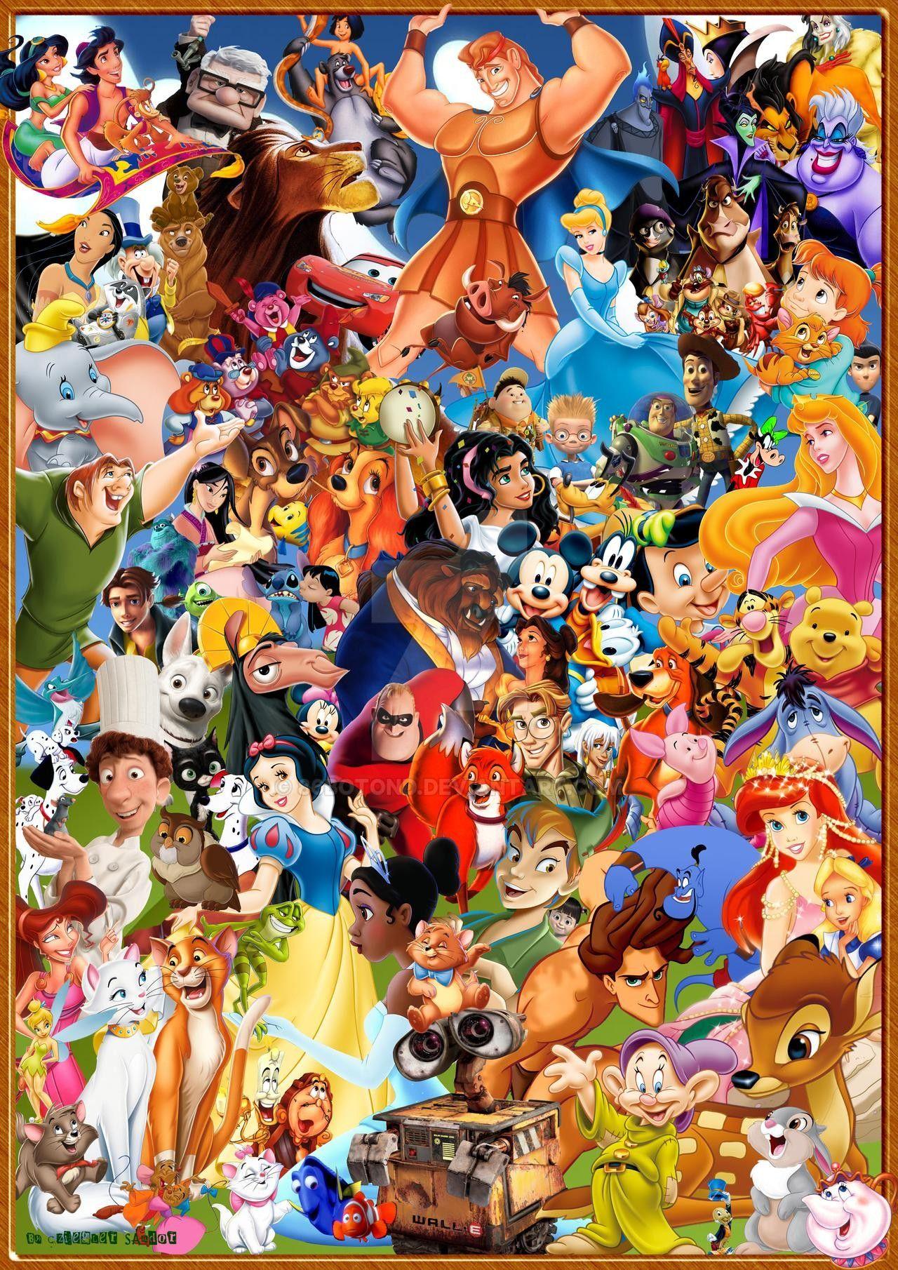 Walt Disney by 86Botond on DeviantArt