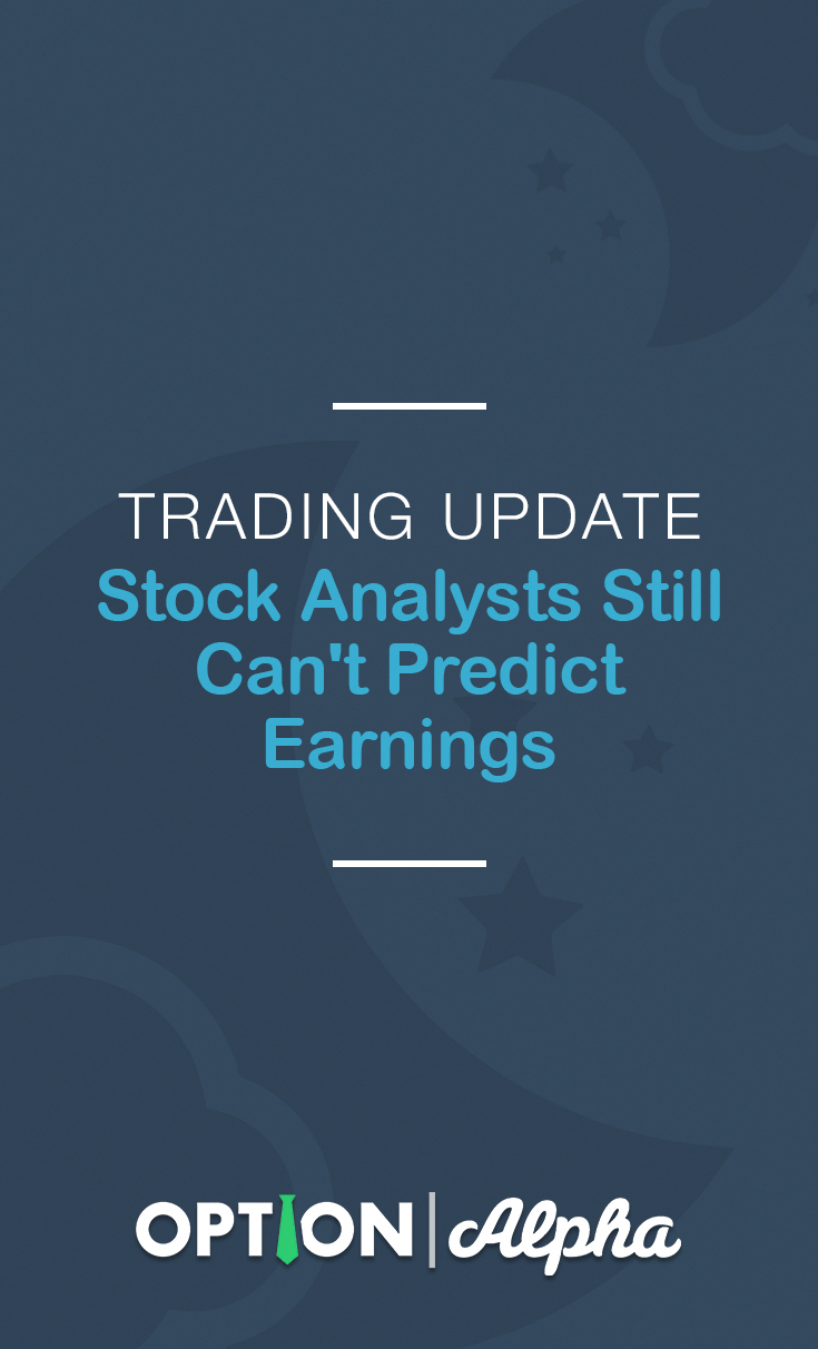 Stock Analysts Still Can't Predict Earnings (IBM Example) | Stock