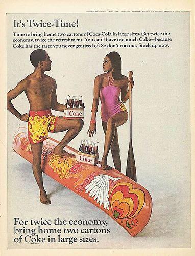 Coca-Cola ad (1968)