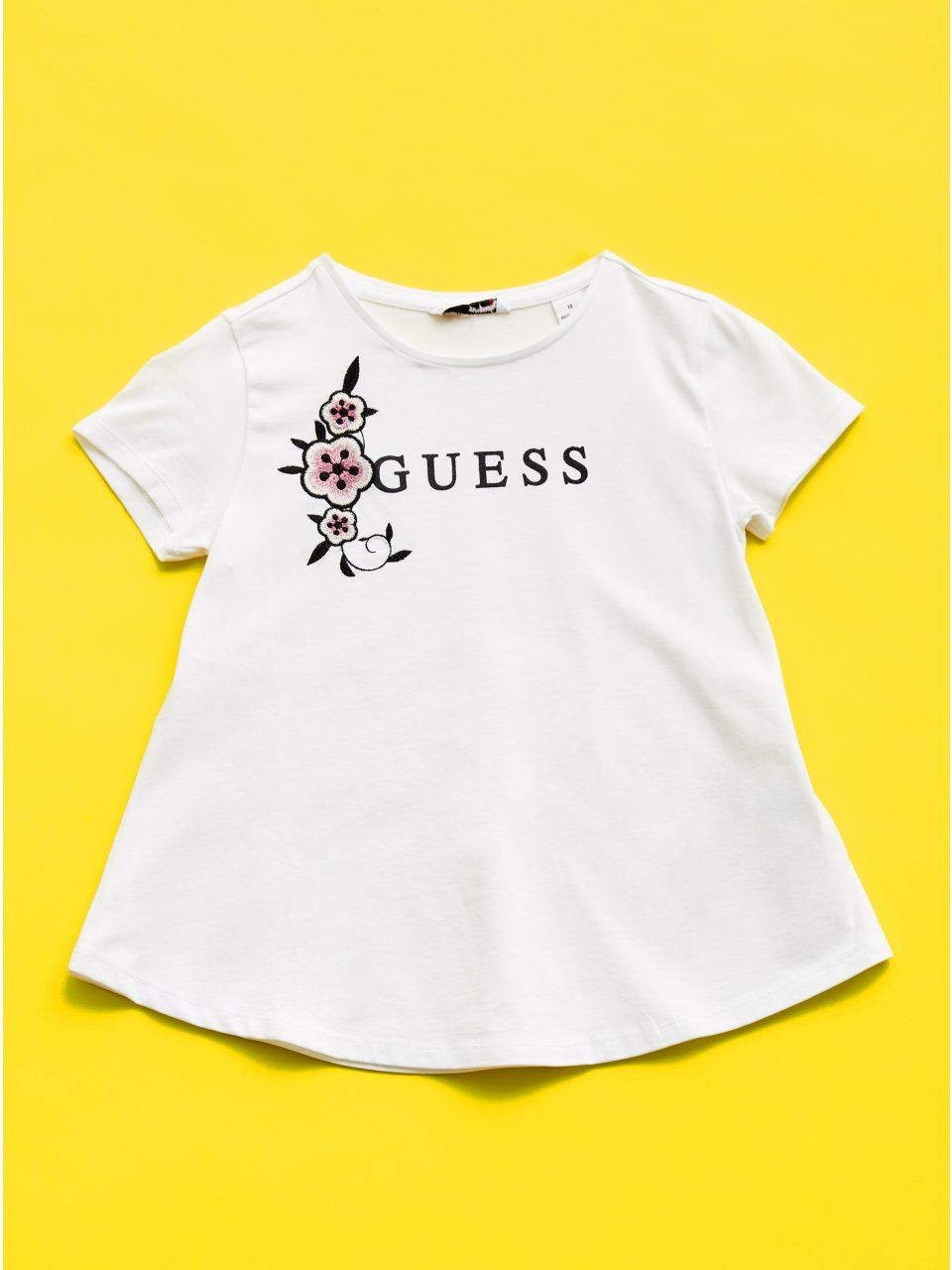 c9a615c26758 GUESS x Miraculous Ladybug Floral Tee (6-10)   Products   Mens tops ...