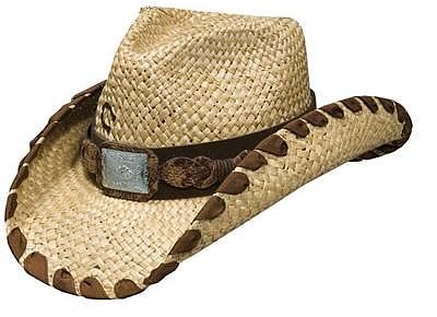 23cacdb7fd2b3f Charlie 1 Horse Straw Cowgirl Hat Restless Girl - Rocky Top Leather ...