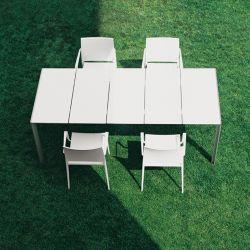Matrix Table De Jardin Pedrali Table Outdoor Design Table Exterieur Table Repas Design