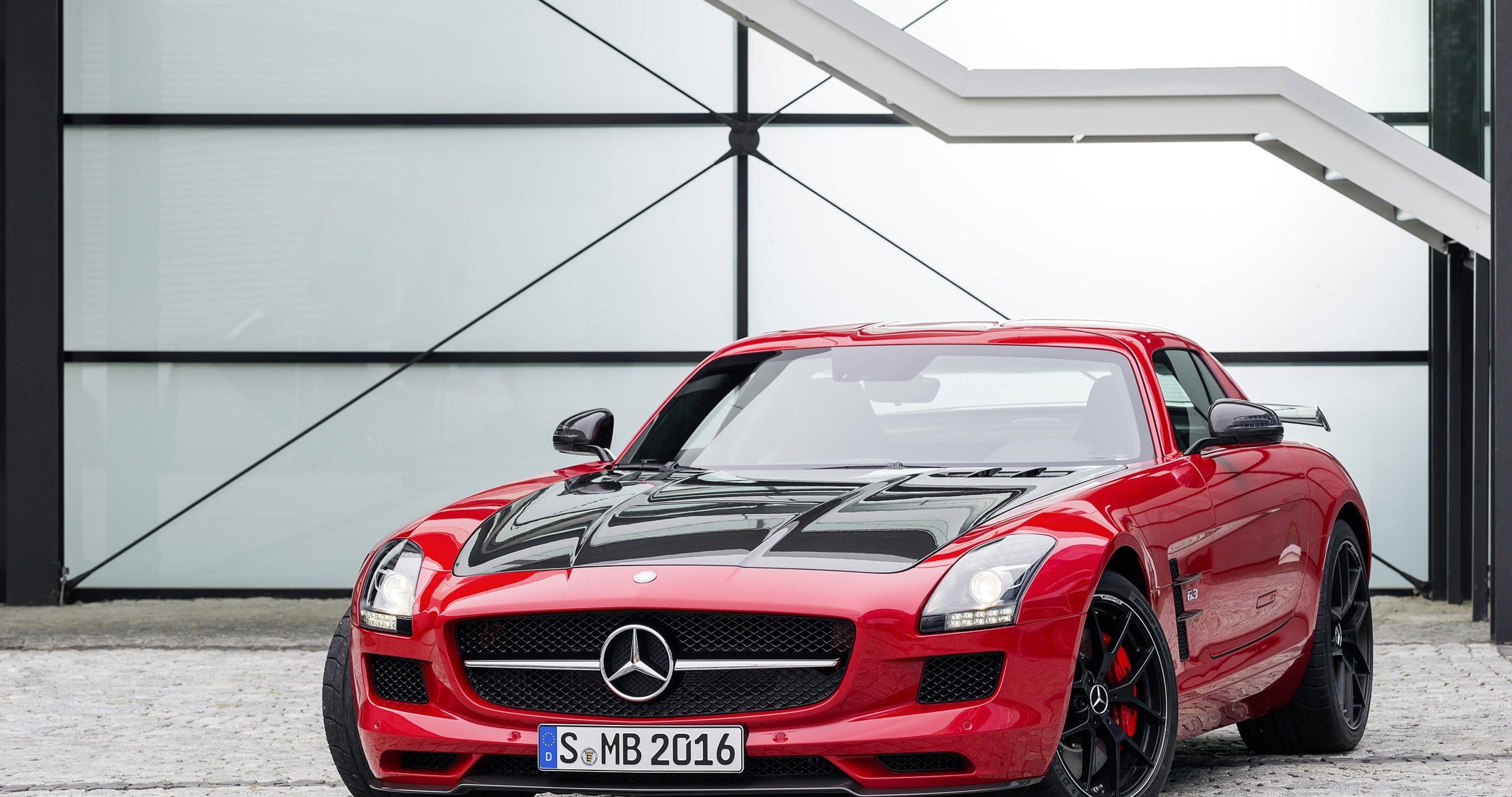 Mercedes Benz Sls 63 4k Ultra Hd Wallpaper With Images
