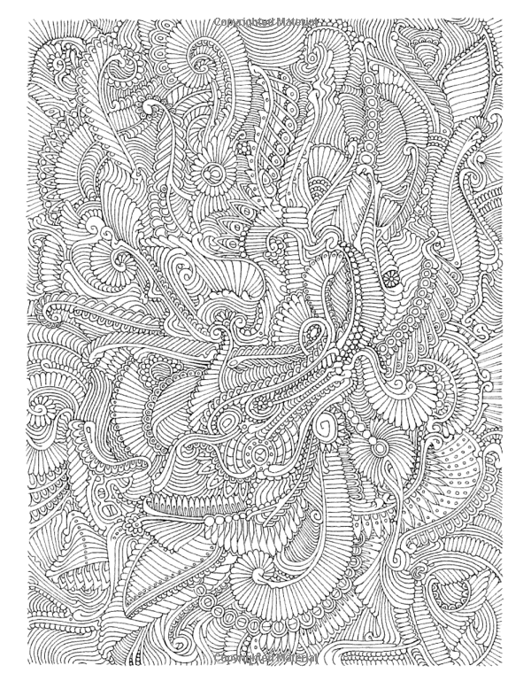 Color Me Crazy Insanely Detailed Creations To Challenge Your Skills And Blow Your Mind Peter Deligdisch 97803991 Coloring Books Color Me Coloring Book Pages