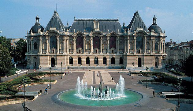 Musée des beaux-arts de Lille.