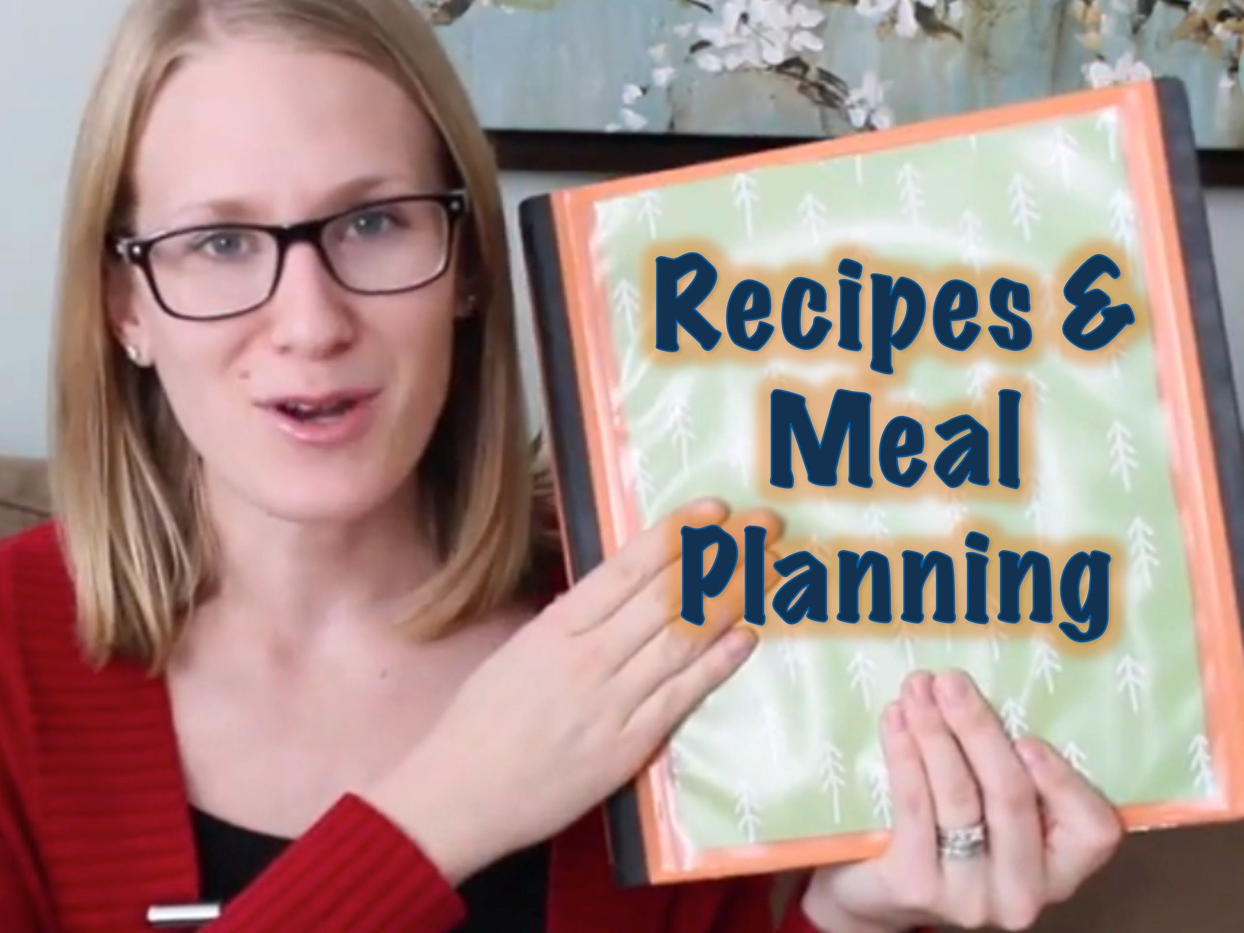 Meal Planning And Recipe Organization Youtube Recipe Organization How To Plan Meal Planning