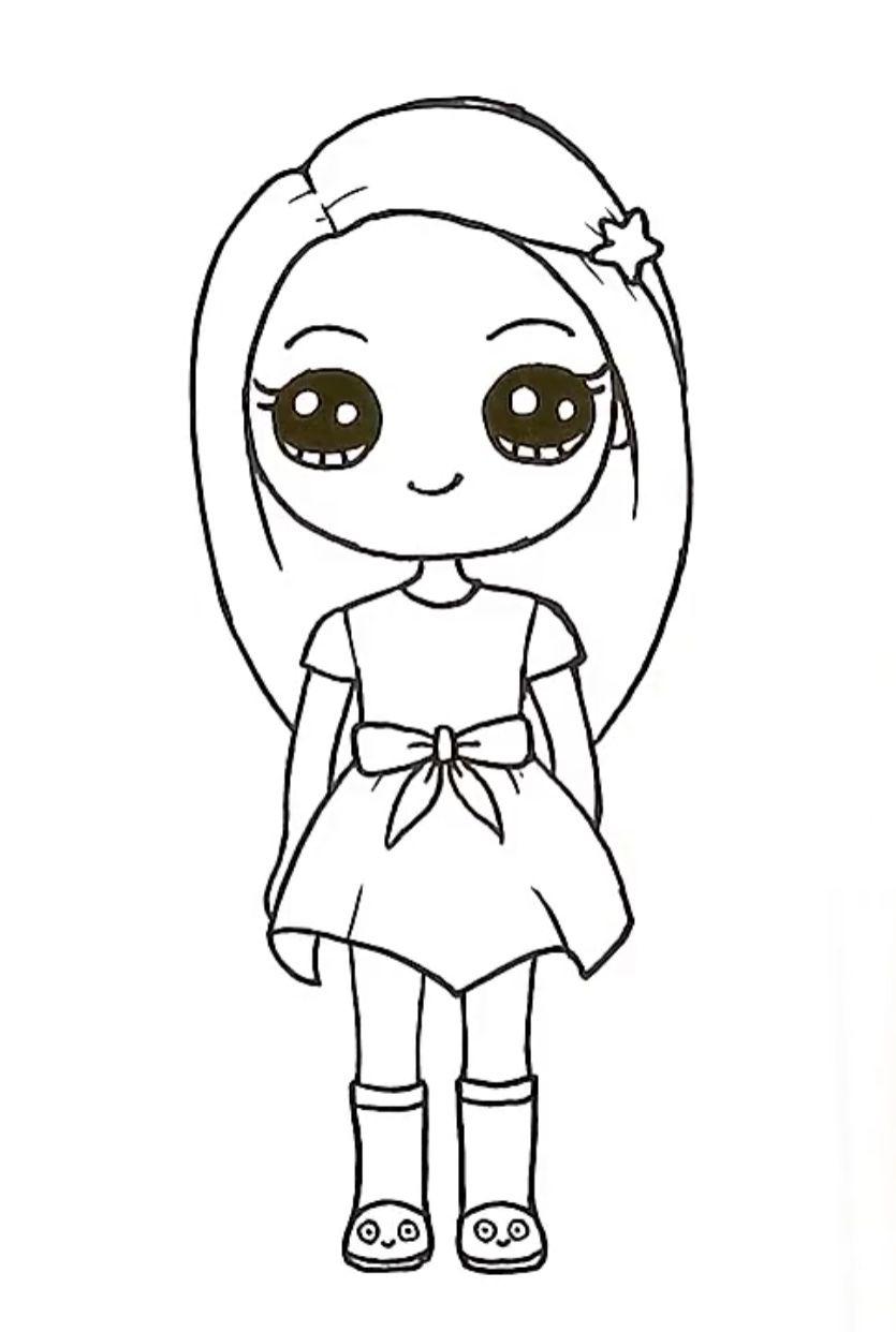 Pin De Maria Novoa Em Draw I Said Desenhos Kawaii Kawaii