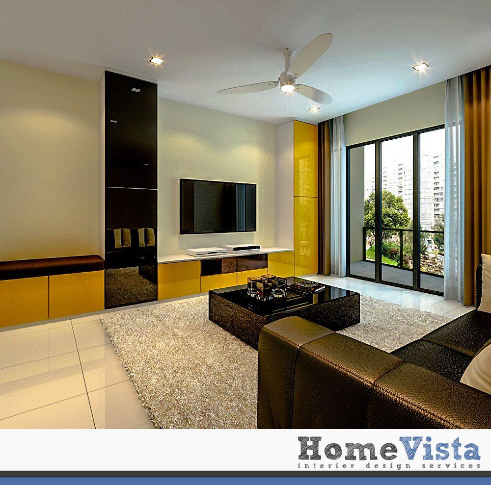 4 Room Bto  Punggol Bto  Homevista  Living Room Design Ideas Impressive Hdb 4 Room Living Room Design Inspiration Design