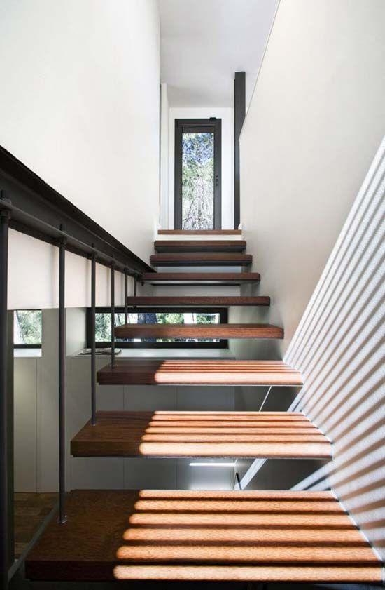 Rambed Interior Stair Design