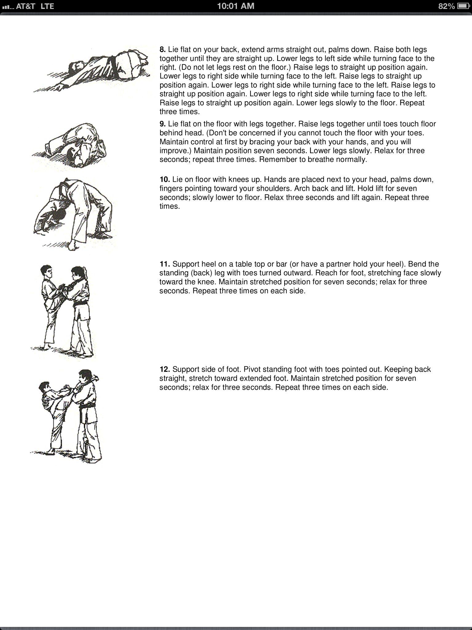 martial arts training pdf in urdu