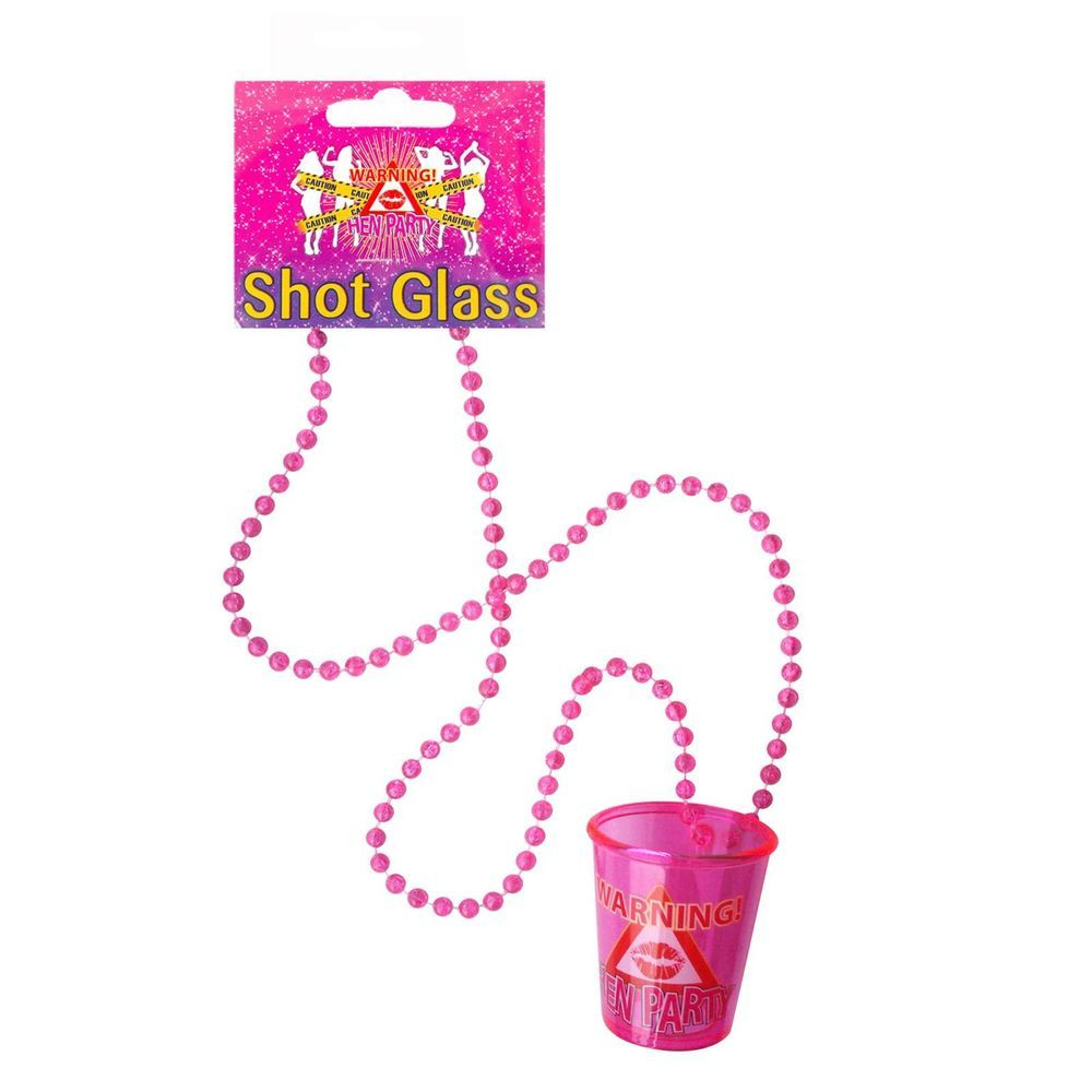 Details about Hen Night Hen Party Shot Glasses Party Bag Fillers ...