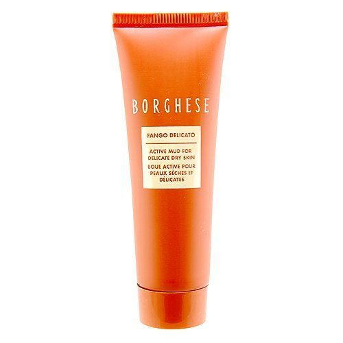 Borghese Fango Delicato Active Mud for Delicate Dry Skin 1oz, 28g . $6.48. Cleansing facial mud mask ideal for delicate dry skin.