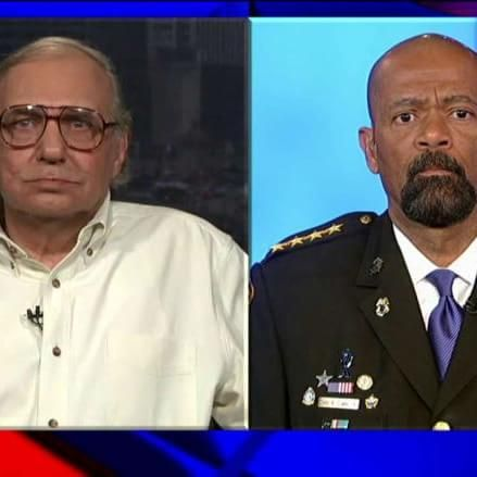 'This Is a Totalitarian Movement': Sheriff Clarke Responds to Trump Protester