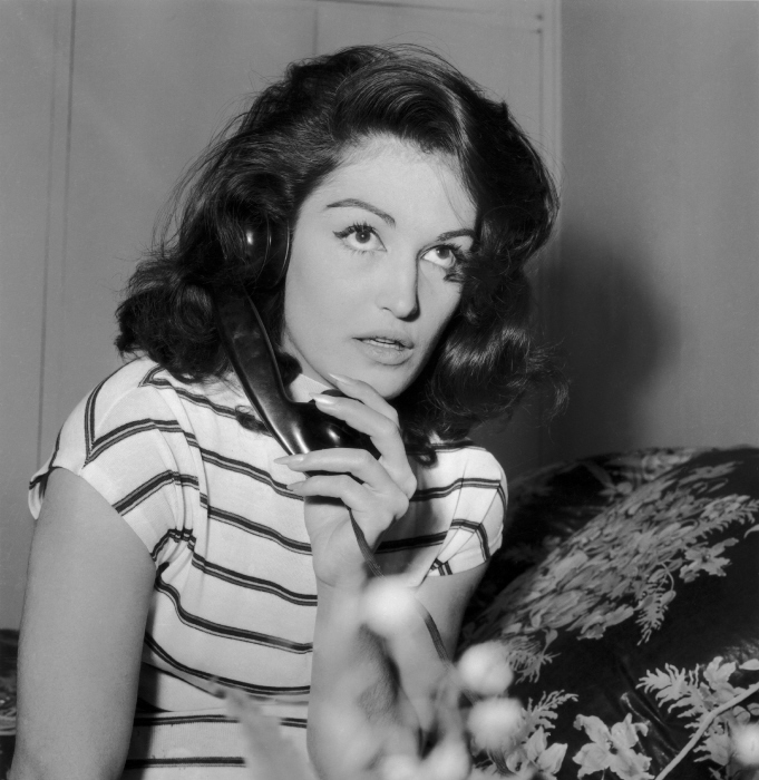 Dalida : Gondolier 1958 dieulois