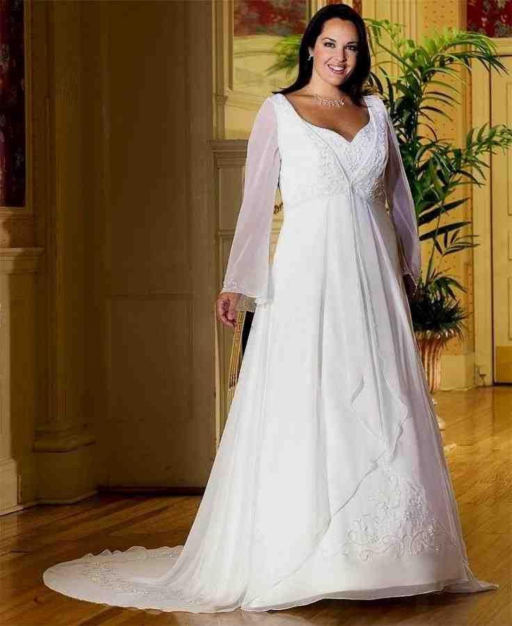Plus Size Western Wedding Dresses Plus Size Wedding Dresses With Sleeves Wedding Dress Long Sleeve Plus Size Wedding Gowns