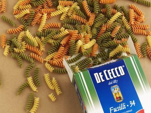 Best pastas De Cecco
