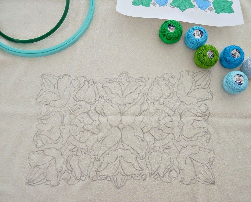 How To Transfer Pattern To Fabric Magnificent Inspiration Design