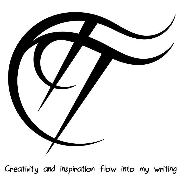 """Creativity and inspiration flow into my writing"""" sigil for anonymous"""