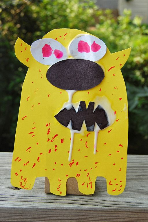 Germ War Paper Craft From Www Ikatbag Com Toddlers Rule
