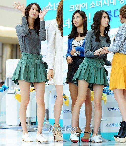 Snsd Skirts Fashion Korean Fashion Skirts Fashion Kpop Fashion