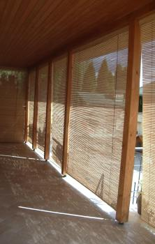 Made To Measure Bamboo Blinds In The Eu In 2020 Bamboo Blinds Pergola Patio Blinds