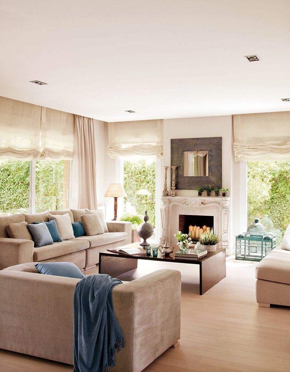 30 Elegant Small Living Room Design Ideas To Make The Most Of Your Space Tags Small Liv Living Room Decor Modern Small Living Rooms Small Living Room Layout