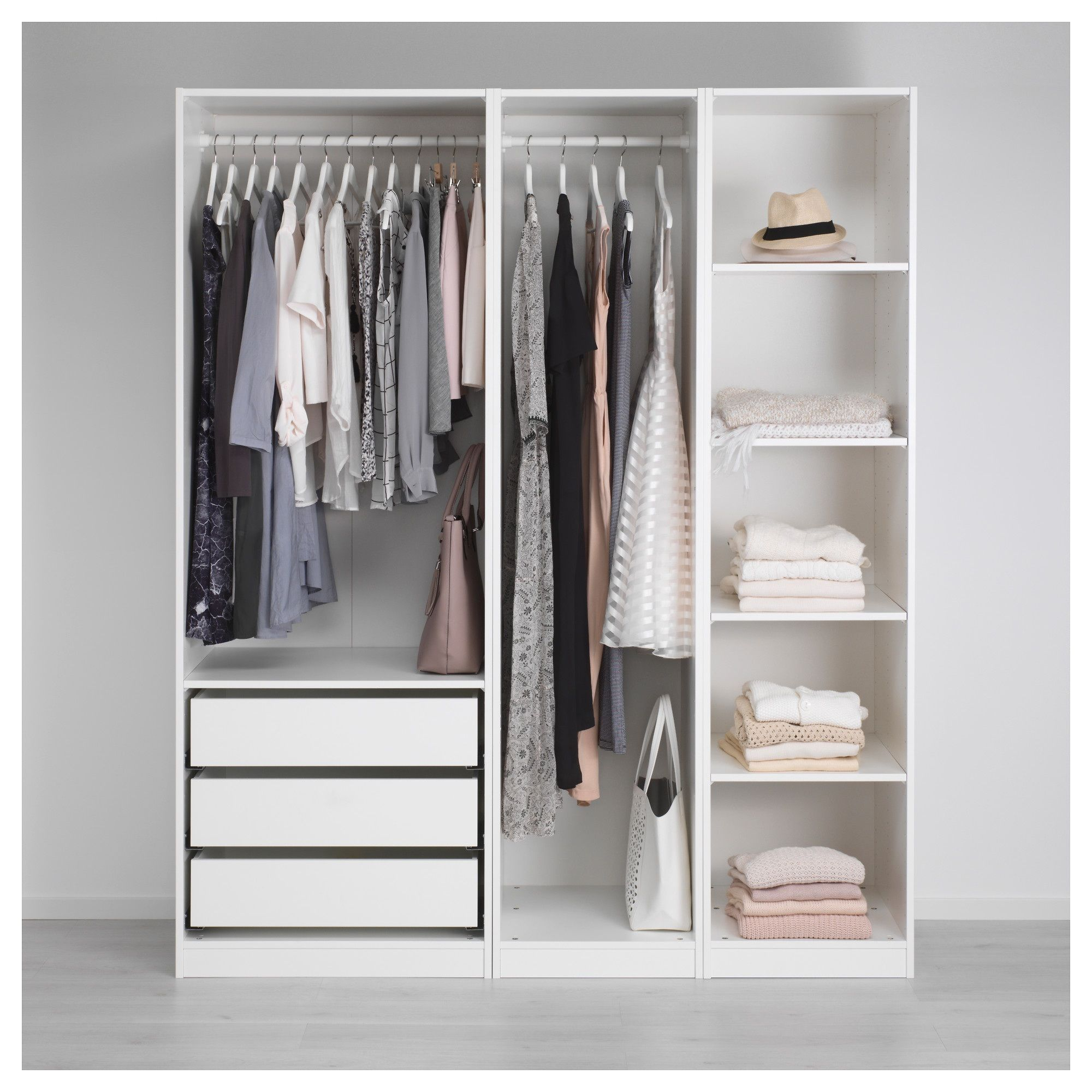 Astonishing Ikea Pax System Closet Designs Bedroom Cupboards