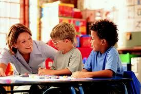 Scaffolding plays an important part to guide the children to reach their potentials.