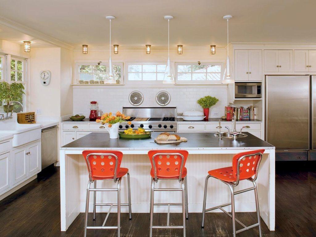 Best Mid Century Modern Design Ideas For Small Kitchens 400 x 300