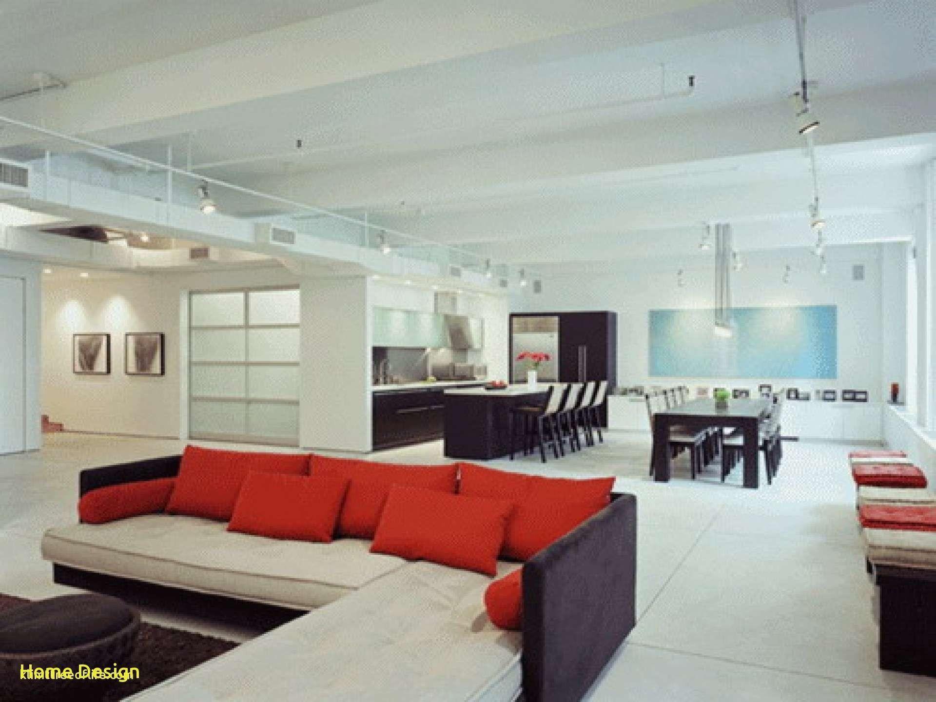Red Black And Grey Living Room Fresh 28 Inspirational Living Room Kitchen Open Floor Plan Dec Loft Interior Design Living Room Floor Plans Luxury House Designs